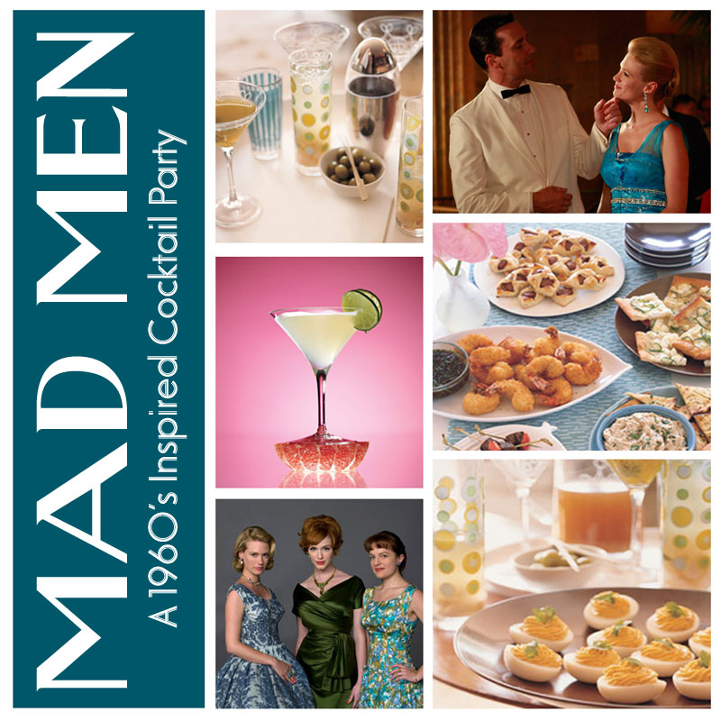 Legacy begins 25th anniversary celebration with Mad Men and PositiviTea