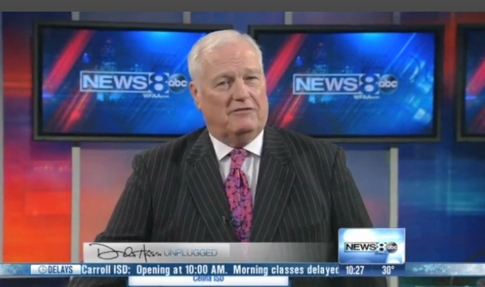 WATCH: WFAA's Dale Hansen says NFL is ready for an openly gay player