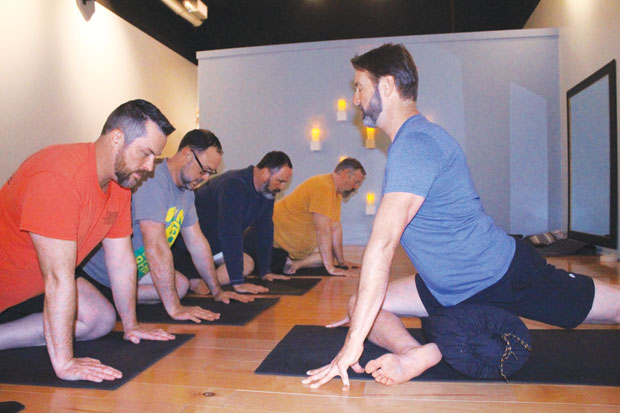 Gay Men Yoga 31