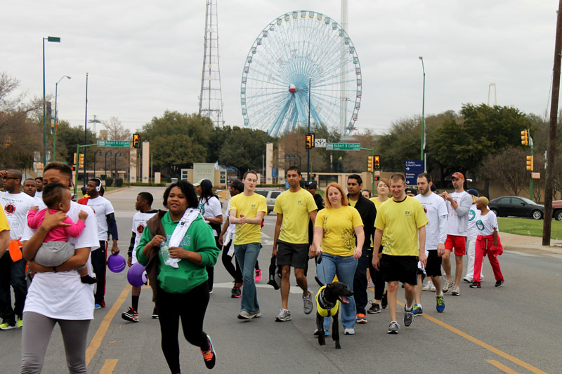 AIDS Walk South Dallas raises more than $20K