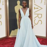 Lupita looking lovely.