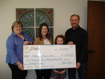 DFW Actors Give Back donates $10K for kids