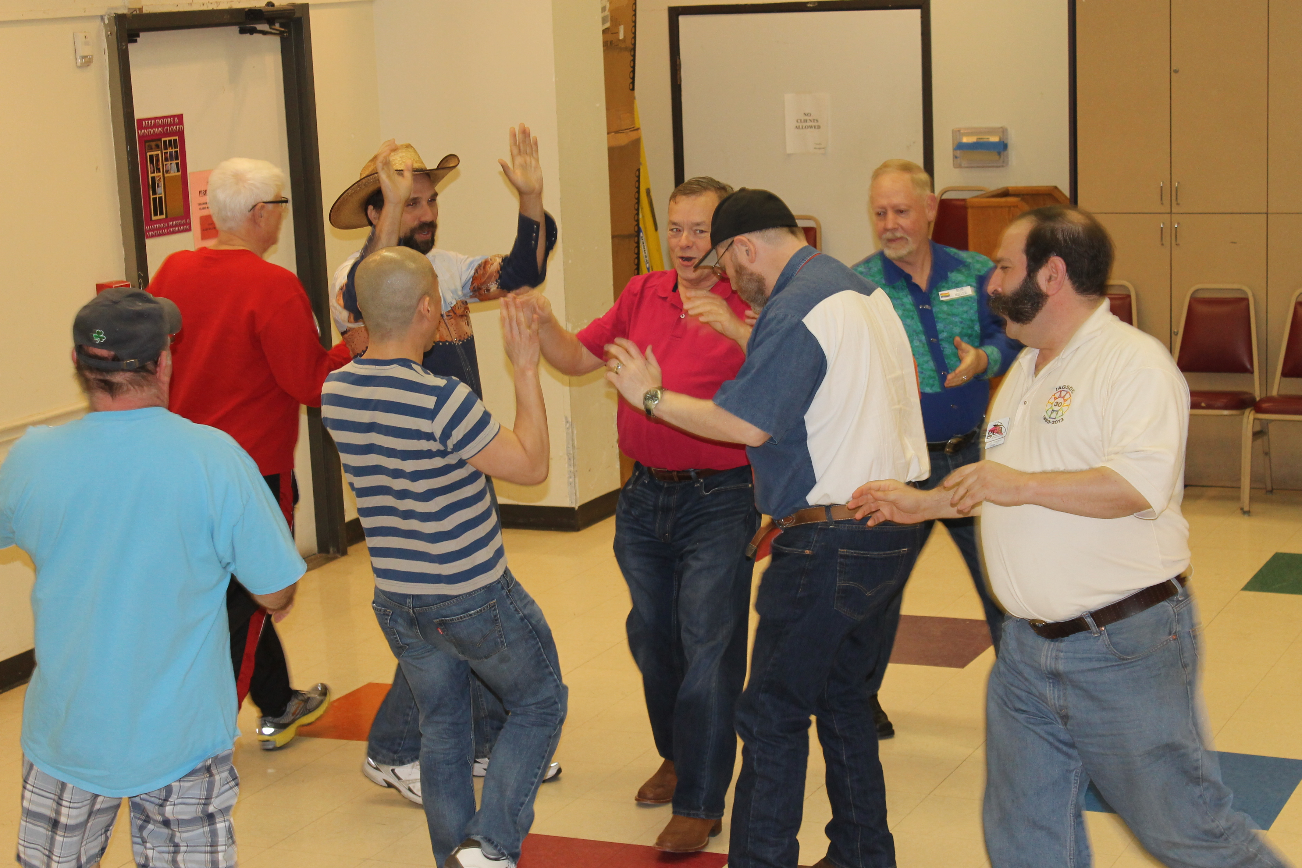 Pegasus Square Dance Club is back after decade dance break