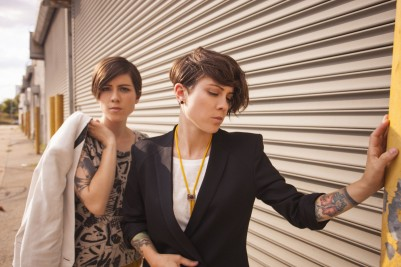Tegan & Sara book Dallas concert stop