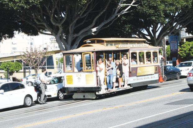Travel-trolley