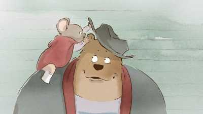 REVIEW: 'Ernest and Celestine'