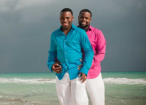 Houston couple wins ACLU same-sex wedding contest