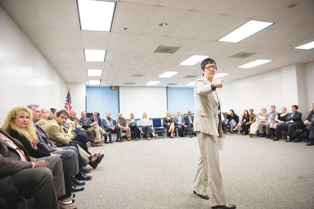 Hundreds of DA staffers go through diversity training