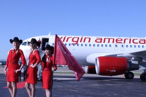 Southwest is sharin' the Love … with a Virgin