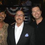 Steve Kemble, Al McAffrey, Ron Corning