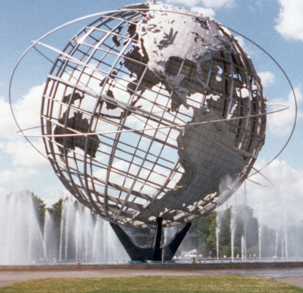 How do I remember the opening of the New York World's Fair when I'm only 39?
