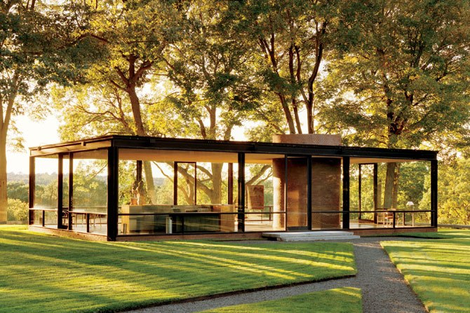 Late gay architect Philip Johnson's famed Glass House to offer tours