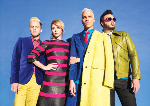 Neon Trees books Dallas stop for upcoming tour