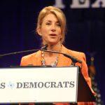 Gubernatorial candidate Wendy Davis