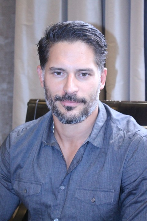 Joe Manganiello, director of 'LaBare,' strips down his movie