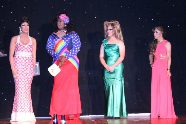 Miss LifeWalk contestants 2014