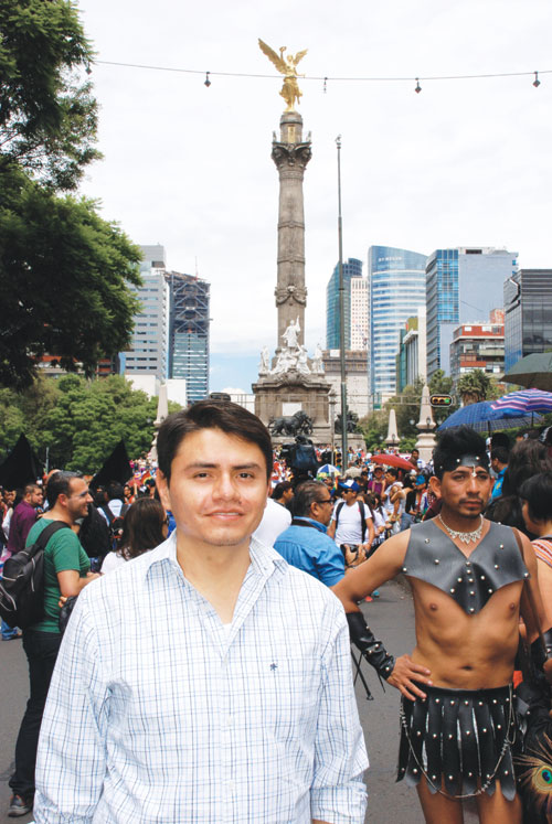 Mexico City shows off its Pride