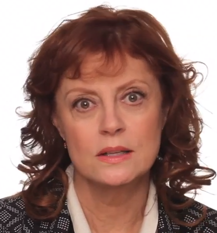 Susan Sarandon: An American for marriage equality