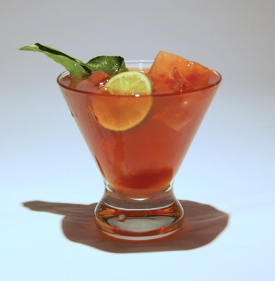 Cocktail Friday: Wise Margarita