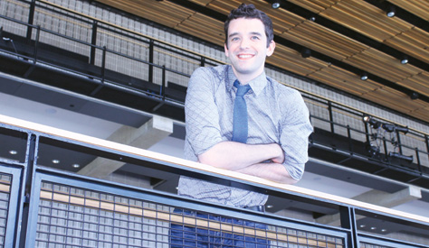 Michael Urie opens 'Buyer & Cellar' tomorrow night