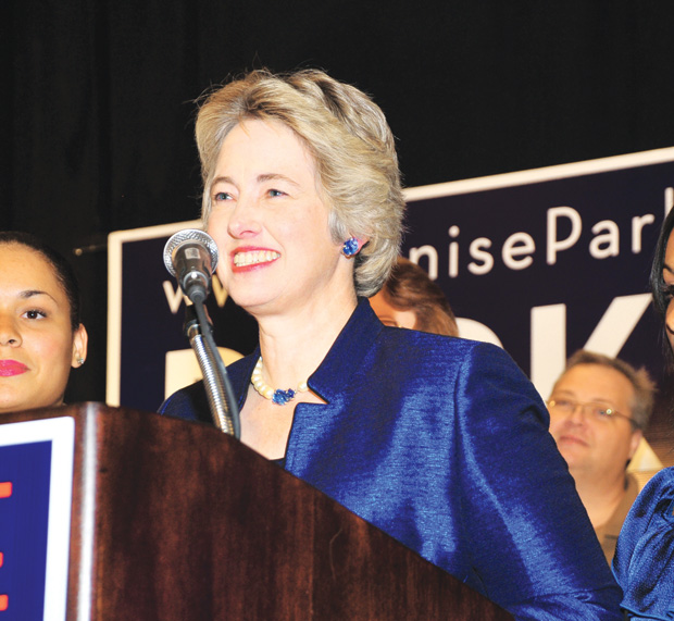 Former Houston Mayor Annise Parker named co-chair of DNC's LGBT Advisory Board