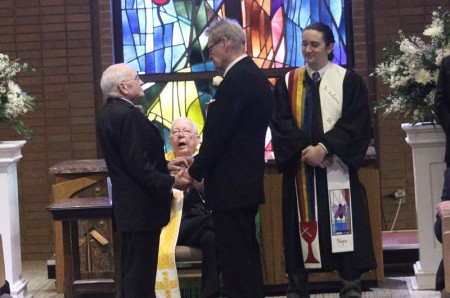 Rev. Bill McElvaney has died