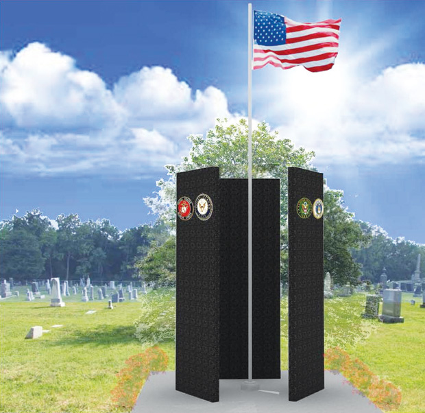 Plans for national LGBT veterans' memorial unveiled