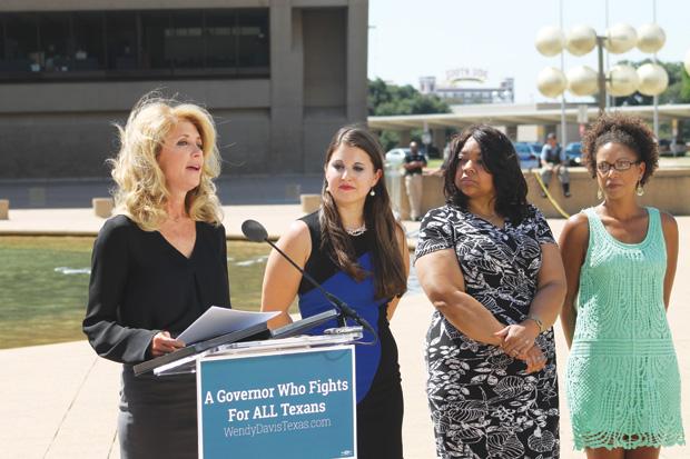 Battleground Texas holds LGBT organizing meeting at Sue Ellen's