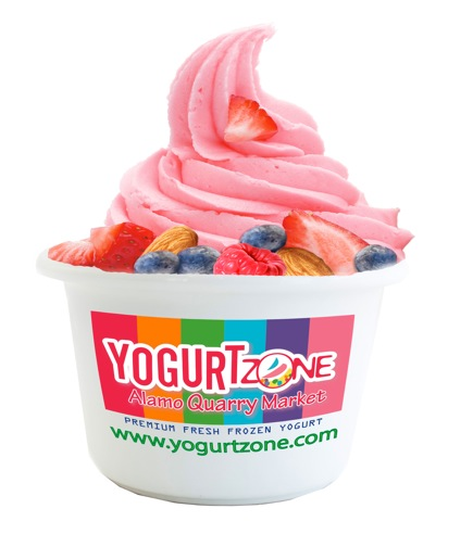 Get in the Zone for some free yogurt