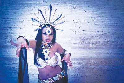 Chaka-Queen-Akasha