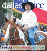 Get your collectible Dallas Voice Pride Edition — 3 covers to choose from!