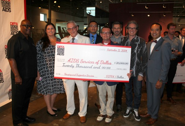 DIFFA donates $428k to HIV nonprofits