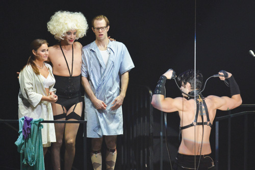 An appalling 'review' of 'Rocky Horror' (not mine)