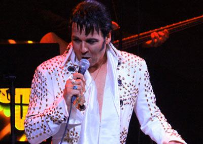 Gays may earn right to be married by Elvis impersonators