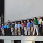 """Turtle Creek Chorale sang """"The Star Spangled Banner"""""""