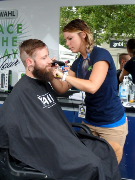 Wahl-Barbershop