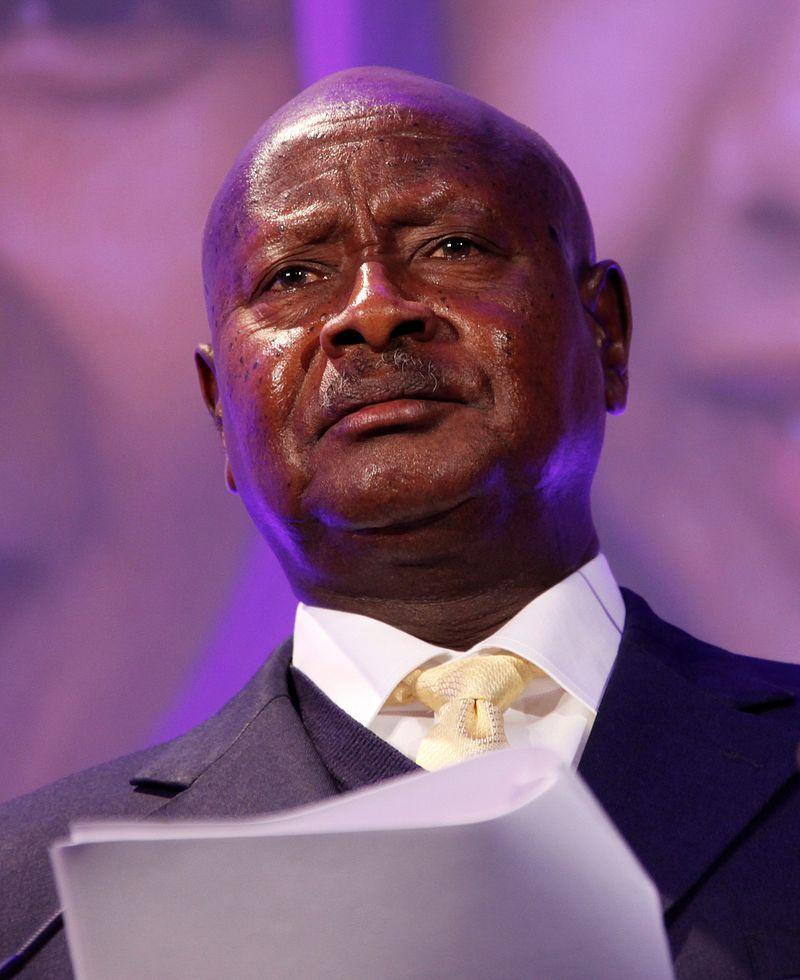 Yoweni Museveni