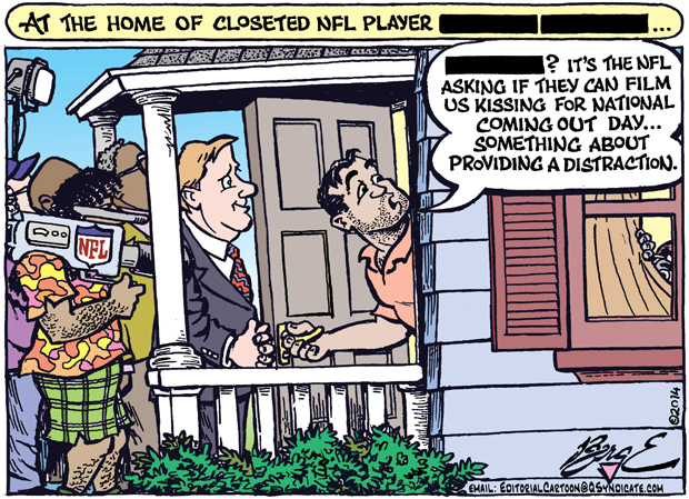 Editorial Cartoon • 09-26-14