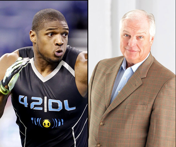 Michael Sam in Dallas: Dale Hansen's take