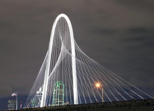 Dallas skyline voted world's best by USAToday
