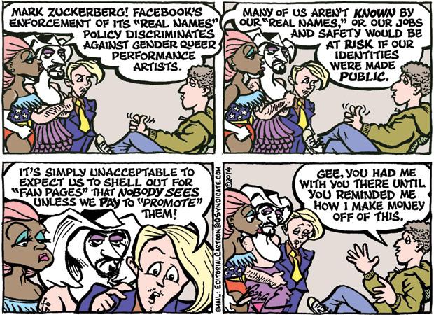 Editorial Cartoon • 09-19-14