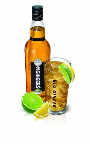 Cocktail Friday: Big Ginger