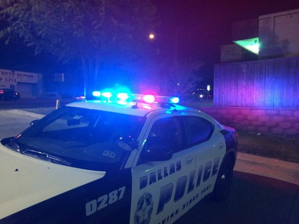 UPDATE: Robbery and officer involved shooting at 4807 Maple