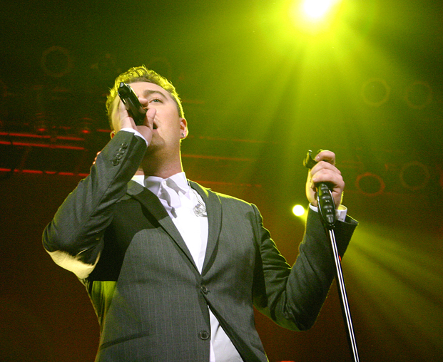Sam Smith performs at House of Blues (Get ready for Erasure)