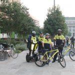 Dallas PD's downtown bike patrol