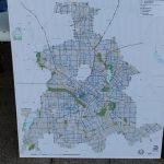 Bike plan map