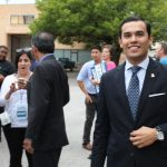 DISD school board President Miguel Solis