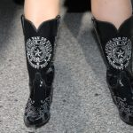 Leticia's boots