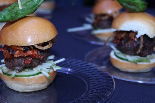 Exclusive: Burgers & Burgundy chef lineup