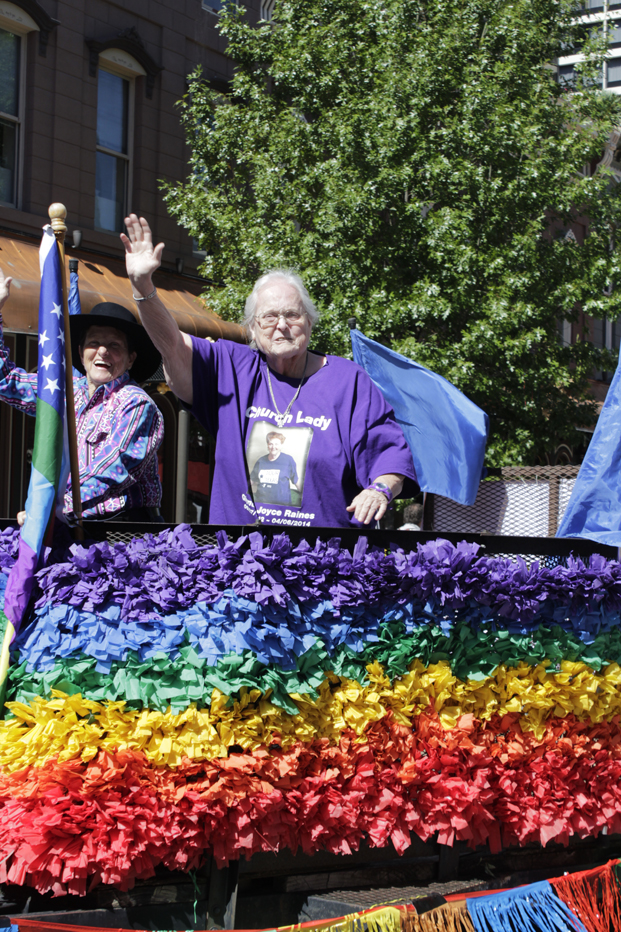 Cowtown Pride: Annual TCGPWA Parade held Saturday in downtown Fort Worth